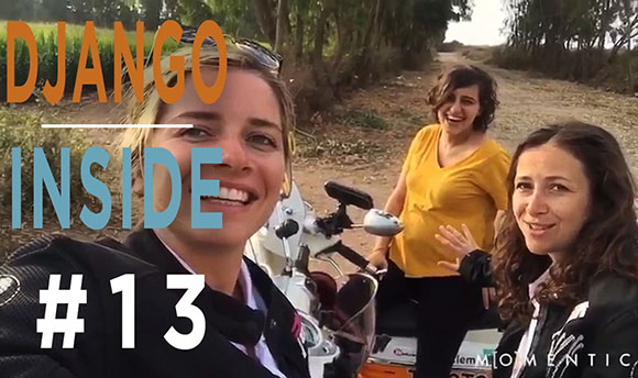 Django inside 13 - Arrived in Casablanca and discover Morocco in laughter and song !